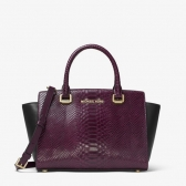 30f7glms2e selma embossed leather satchel