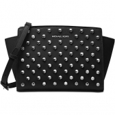 30f7tsmm2l selma studded medium leather messenger