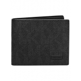 39f5lmnf5b jet set shadow signature pvc slim billfold bill-fold wallet
