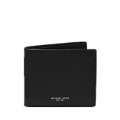39s6lhrf2l men harrison leather id billfold wallet