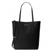 emry large leather tote