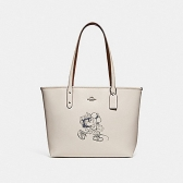 31207 city zip tote with minnie mouse motif