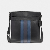 23216 charles crossbody with varsity stripe
