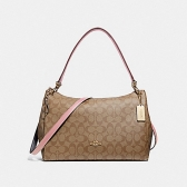 28967 mia shoulder bag in signature canvas
