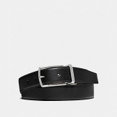 59116 modern harness cut-to-size reversible smooth leather belt