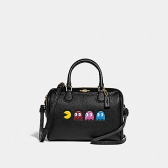 72906 micro bennett satchel with pac-man animation