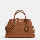 34607 leather small margot carryall