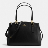 57525 crossgrain leather christie carryall
