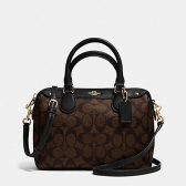 36702 signature mini bennett satchel