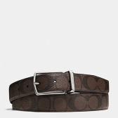 64825 signature modern harness cut-to-size reversible belt