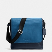 72108 sport calf leather sullivan small messenger