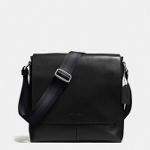 72362 sport calf leather charles small messenger