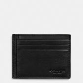 75022 sport calf leather slim card case