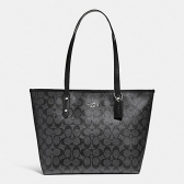 58292 signature city zip tote