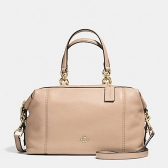 59325 lenox pebble leather satchel