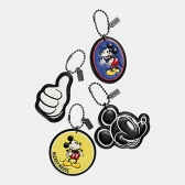 59882 disney x coach mickey hangtag set
