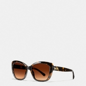 l1639 horse and carriage soft square sunglasses