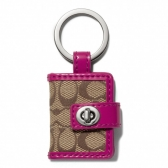 65817 signature turnlock picture frame key ring